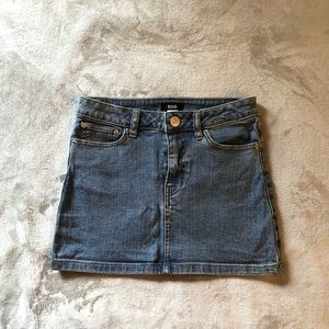 Urban Outfitters BDG Denim Mini Skirt